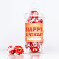 Happy Birthday Lindor Truffles +£8.95