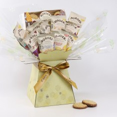 Hampers and Gifts to the UK - Send the Biscuit Lover Bouquet