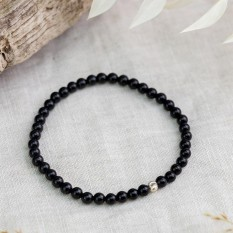 Hampers and Gifts to the UK - Send the Black Tourmaline Bracelet