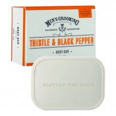 Hampers and Gifts to the UK - Send the Thistle & Black Body Bar
