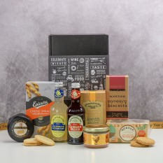Hampers and Gifts to the UK - Send the Botanically Brewed & Savoury Flavours Hamper