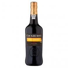 Hampers and Gifts to the UK - Send the Cockburns Fine Tawny Port - 75cl