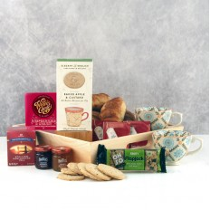Hampers and Gifts to the UK - Send the Tealicious Breakfast Tray