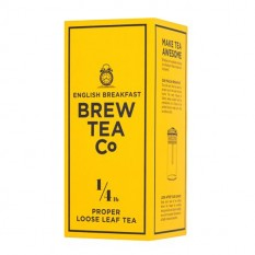 Hampers and Gifts to the UK - Send the Brew Tea Co's English Breakfast Tea