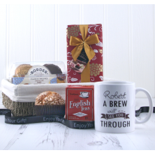 A Brew Will See You Through Personalised Gift Basket
