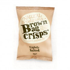 Hampers and Gifts to the UK - Send the Brown Bag Crisps