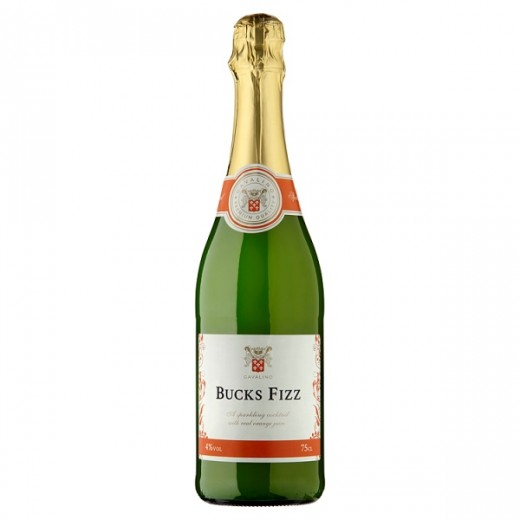Hampers and Gifts to the UK - Send the Bucks Fizz - 75cl
