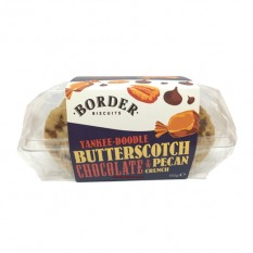 Hampers and Gifts to the UK - Send the Border Biscuits - Butterscotch Chocolate Pecan Crunch
