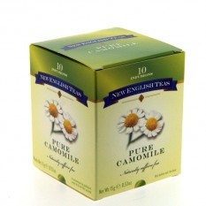 Hampers and Gifts to the UK - Send the New English Teas Pure Camomile