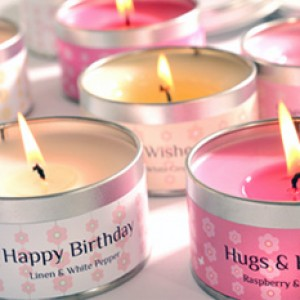 Hampers and Gifts to the UK - Send the Candle Gifts