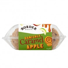 Hampers and Gifts to the UK - Send the Border Biscuits - Danishly Caramel Apple Biscuits