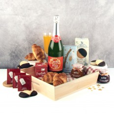 Bucks Fizz Celebration Breakfast Hamper