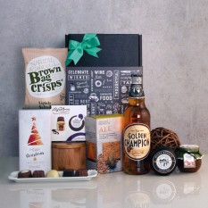 Hampers and Gifts to the UK - Send the Beer Lover's Christmas Hamper