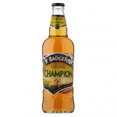 Hampers and Gifts to the UK - Send the Badger Golden Champion Ale - 500ml