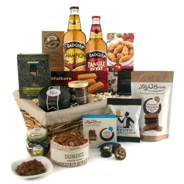 Hampers and Gifts to the UK - Send the Champion Gift Hamper