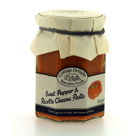 Hampers and Gifts to the UK - Send the *OUT OF STOCK* - Sweet Pepper and Ricotta Cheese Pesto
