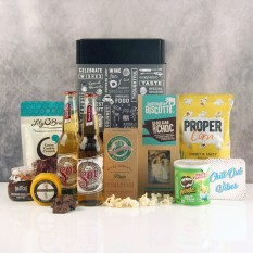 Hampers and Gifts to the UK - Send the Chill Out Foodie Hamper