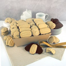 Hampers and Gifts to the UK - Send the Chocolate Shortbread Heaven