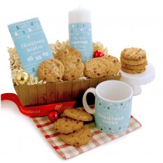Hampers and Gifts to the UK - Send the Christmas Home Comforts Hamper