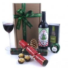 Hampers and Gifts to the UK - Send the  Christmas Cracker
