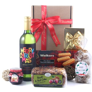 Hampers and Gifts to the UK - Send the Christmas Gifts