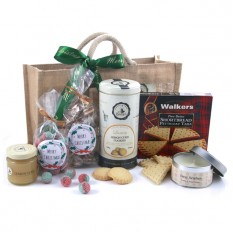 Hampers and Gifts to the UK - Send the Merry Christmas Sweet Scented Delights