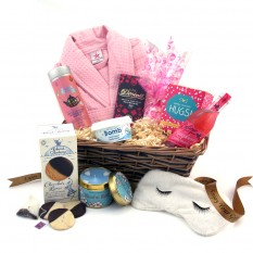 Hampers and Gifts to the UK - Send the Whisk Me Away to Coco Beach Pamper Hamper