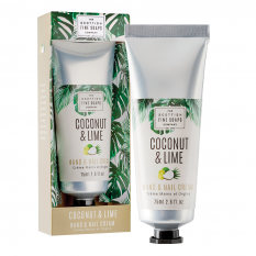 Hampers and Gifts to the UK - Send the Coconut & Lime Hand & Nail Cream