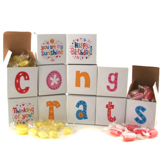Hampers and Gifts to the UK - Send the Congrats Sweet Words