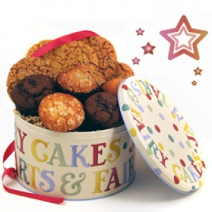 Hampers and Gifts to the UK - Send the Cookies and Muffins