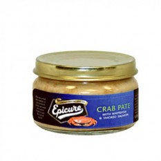 Hampers and Gifts to the UK - Send the Epicure Crab Pate