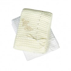Hampers and Gifts to the UK - Send the Ribbon New Baby Welcome Shawl