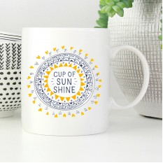 Hampers and Gifts to the UK - Send the Cup of Sunshine Mug