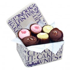 Hampers and Gifts to the UK - Send the Heavenly Cupcakes - Emma Bridgewater Tin