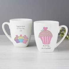 Bakery Cupcake China Mug