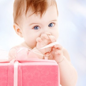 Hampers and Gifts to the UK - Send the Baby Girl Gifts