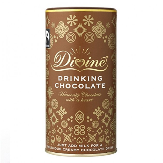Hampers and Gifts to the UK - Send the Divine Drinking Chocolate