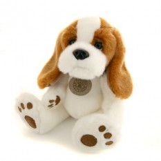 Hampers and Gifts to the UK - Send the Forever Puppy - Basset Hound