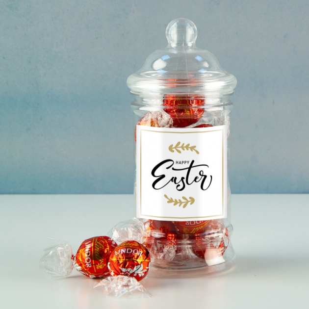 Hampers and Gifts to the UK - Send the Happy Easter Lindt Lindor Chocolate Truffles