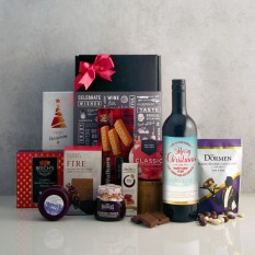 Hampers and Gifts to the UK - Send the Eat Drink & Celebrate Christmas Hamper