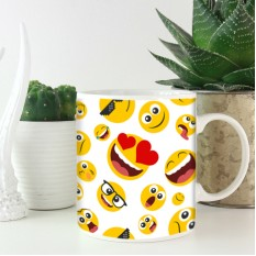Hampers and Gifts to the UK - Send the Emoji Mug