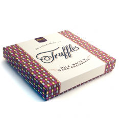 Hampers and Gifts to the UK - Send the Luxury Assorted Truffles