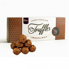 Hampers and Gifts to the UK - Send the Smooth Milk Chocolate Truffles