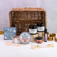 Hampers and Gifts to the UK - Send the Body & Soul Rejuvenation Gift Basket