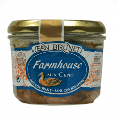 Hampers and Gifts to the UK - Send the Jean Brunet Farmhouse Pate