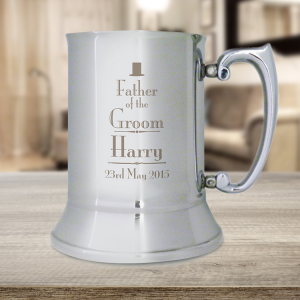 Hampers and Gifts to the UK - Send the Father of the Bride