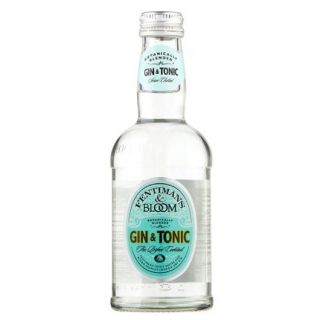 Hampers and Gifts to the UK - Send the Fentimans & Bloom Gin and Tonic