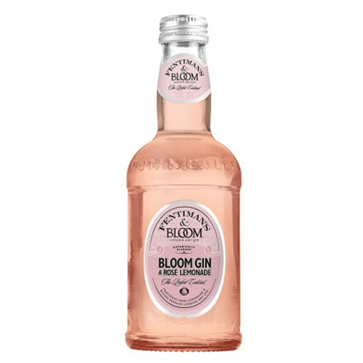 Hampers and Gifts to the UK - Send the Fentimans Rose Lemonade
