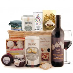 Hampers and Gifts to the UK - Send the Tis The Season Christmas Hamper