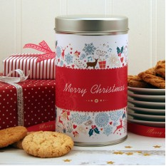 Hampers and Gifts to the UK - Send the Christmas Cookies Festive Medley